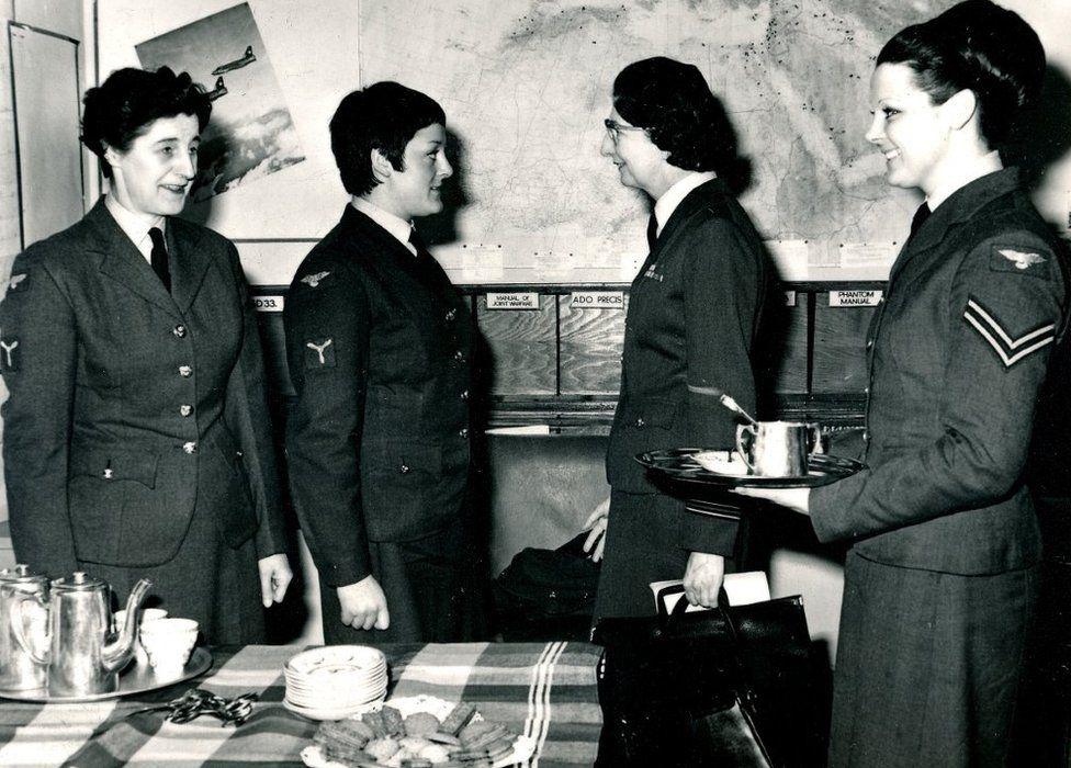 femrat e luftes se ftohte