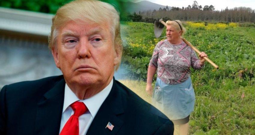 Sozia e Trump