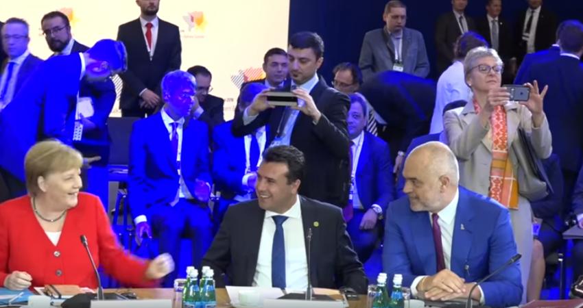 Rama dhe Zaev me sytë nga Merkel. Presidenti i Polonisë kritikon BE-në - Gazeta Si